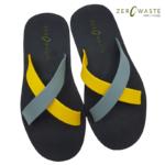 Zerowaste-Rubber-Slipper-Grey