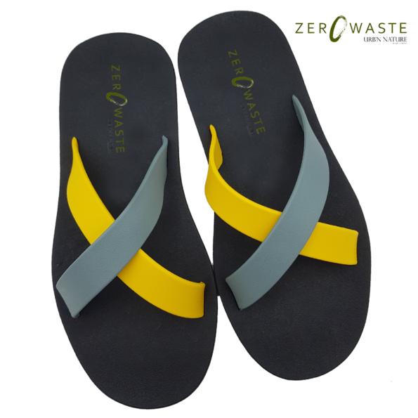 zerowaste-rubber-slipper-black